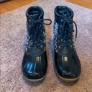Sam Edelman duck boots